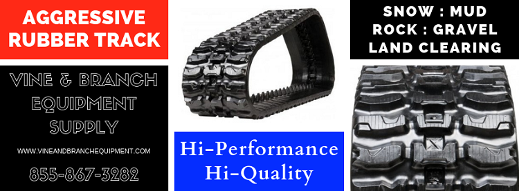 Premium Rubber Track Caterpilliar 279c 289c 299c
