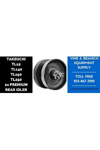 PREMIUM RUBBER TRACK TL150 / TL250 / CTL80 /CTL85 / MTL25 / MTL325