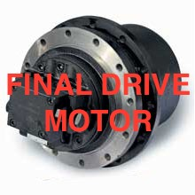 RC30 / ASL300 FINAL DRIVE MOTOR / BRAND NEW / OEM /