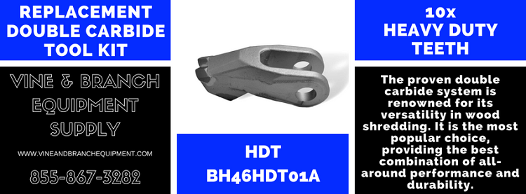AFTERMARKET TEETH / HOLDERS / BOLTS