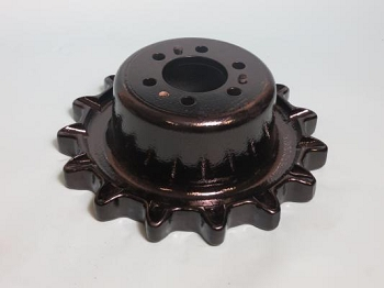 PREMIUM BOBCAT SPROCKET T180  / T190 ( 6 HOLE 15 TEETH / 18MM FACE FLANGE DIA)