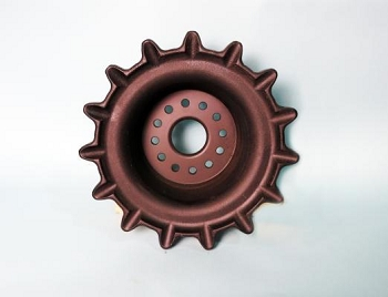 PREMIUM BOBCAT SPROCKET T180 / T190 / T590 (DISHED / 12 HOLE)